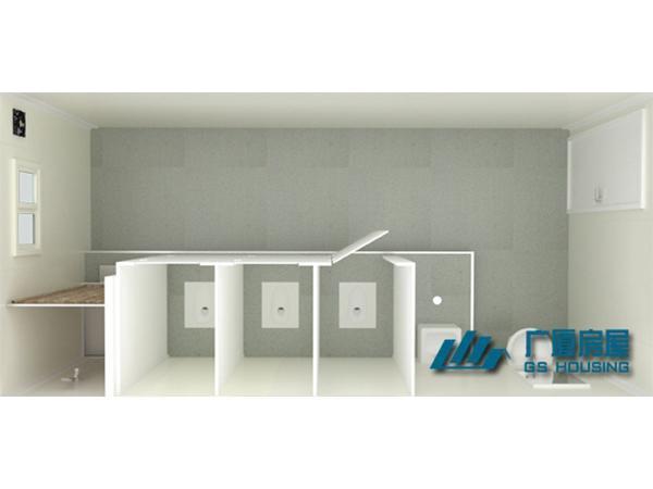 Módulos prefabricados para cuartos de baño para mujeres | Cuartos de ...